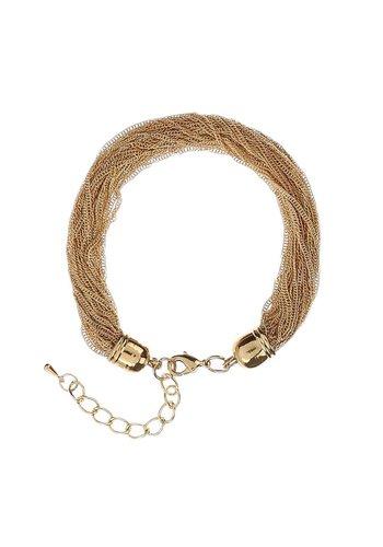 Neckermann Dames Armband - goudkleurig