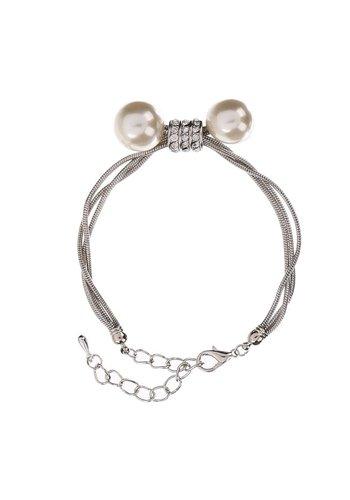 Neckermann Dames Armband - zilverkleurig