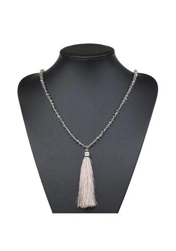 Neckermann Damen Halskette - beige