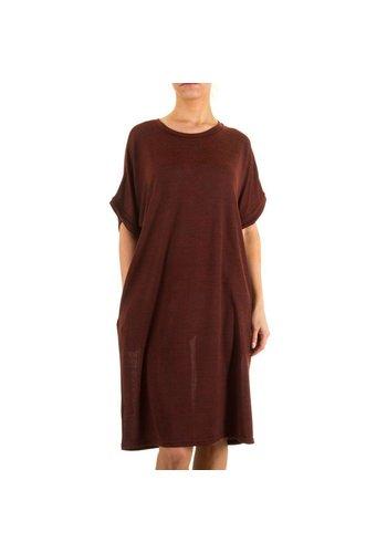 JCL Damen Kleid von Jcl - wine
