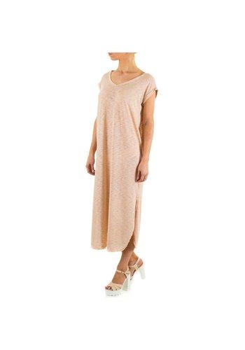 JCL Damen Kleid von Jcl - rose