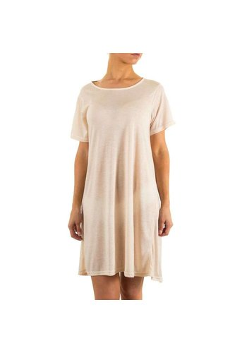 JCL Damen Kleid von Jcl - cream