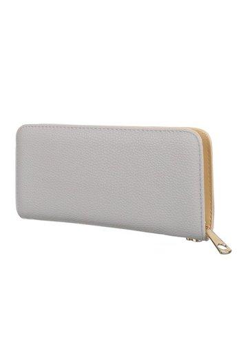 Neckermann Dames portemonee - grijs