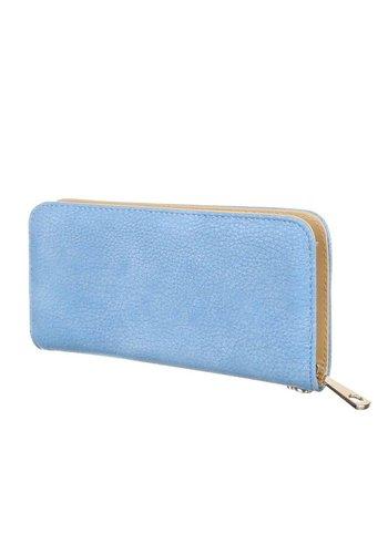 Neckermann Dames portemonee - blauw