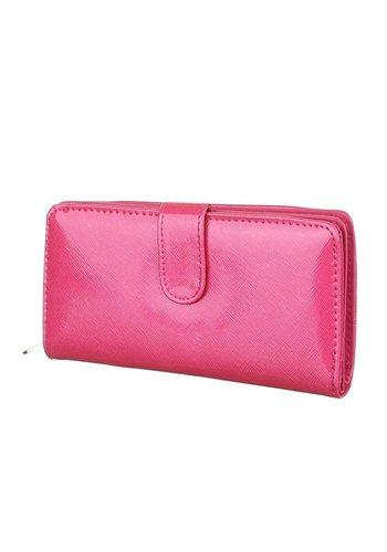 Neckermann Dames portemonee - roze