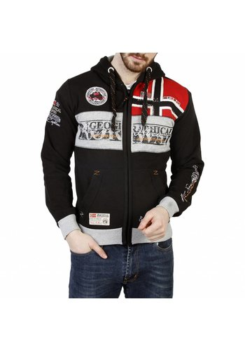 Geographical Norway Heren hoody  Geographical Norway Flyer_man