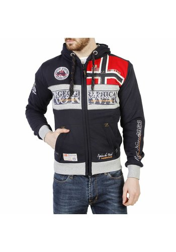 Geographical Norway Géographique Norvège Flyer_man