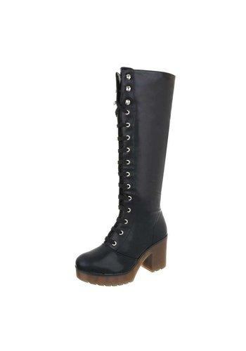 Neckermann Dames laarzen - zwart