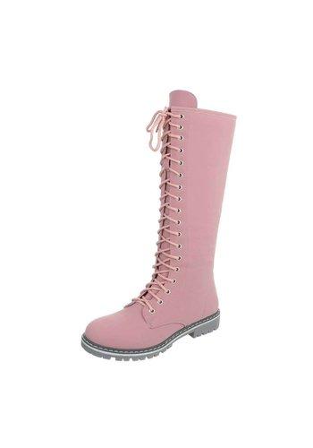 Neckermann Dames Boots  - Roze