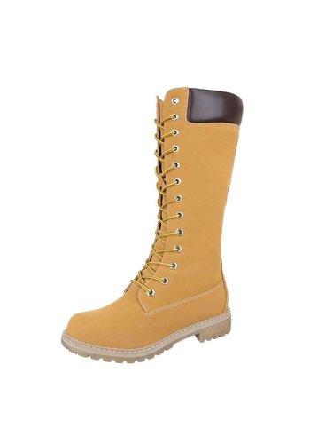 Neckermann Dames Boots  - Camel