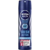 Nivea Deodorant Spray 150ml Heren Fresh Active