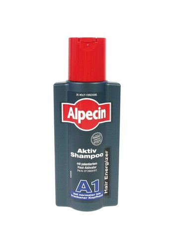 Alpecin Shampooing - Cheveux normaux - A1 - 250 ml