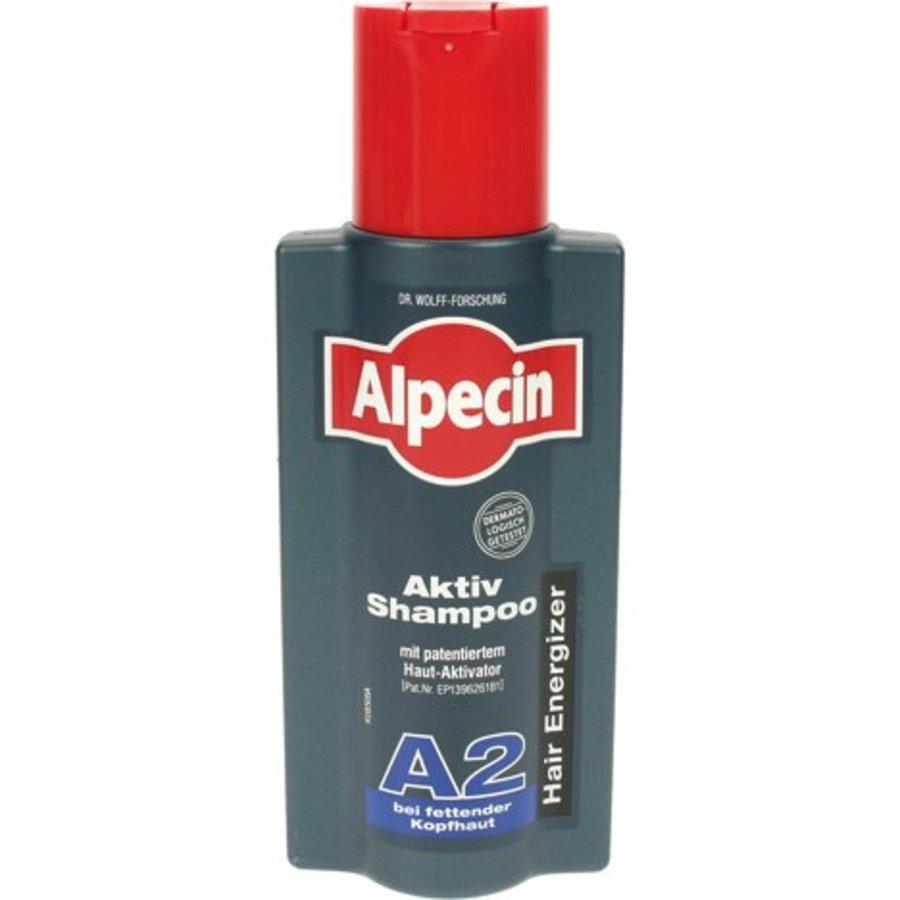 Shampoo - Fettiges Haar - A2 - 250 ml