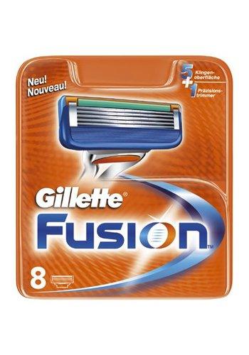 Gillette Gillette Fusion 8 Stuks