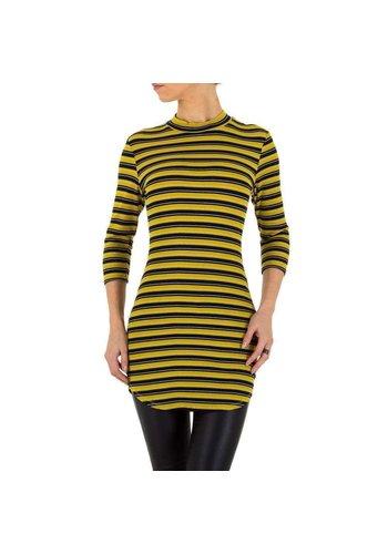 Neckermann Damen Tunika - jaune