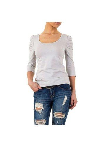 Neckermann Damen Shirt von Usco - L.grey