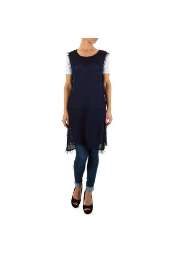 Neckermann Damen Tunika von Shk Mode Gr. one size - DK.blue