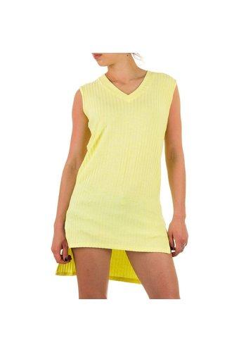 Neckermann Damen Tunika - yellow