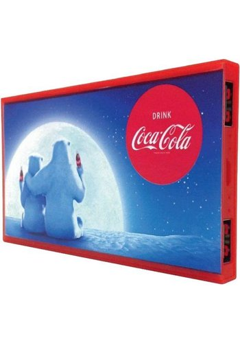 Coca-Cola Powerbank 4000 mAh - dubbele USB