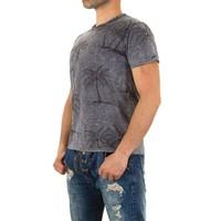 Grijs Overhemd Heren.Neckermann Heren Overhemd Van Y Two Jeans Grijs Neckermann Com
