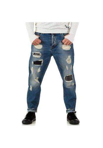 Neckermann Herrenjeans von Y.Two Jeans - blau
