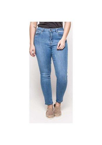 Neckermann Dames Jeans -grote maat - blauw