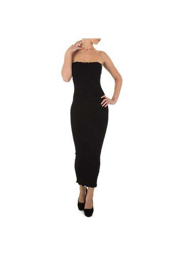 SHK PARIS Dames jurk van SHK Paris  - 1 maat  - zwart