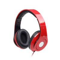 Headset 'Detroit' rood