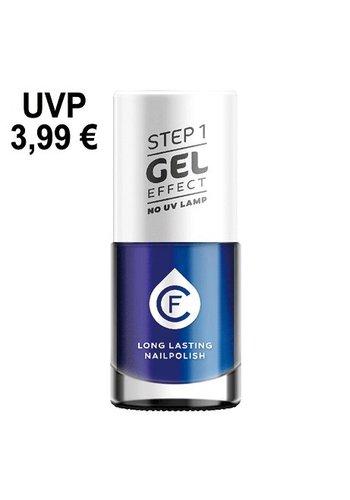 CF Vernis à ongles CF effet gel 11 ml, couleur no. 414