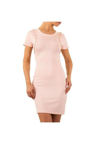 EMMA&ASHLEY Dames jurk van Emma&Ashley - zacht-roze