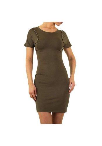 EMMA&ASHLEY Damen Kleid von Emma&Ashley - armygreen