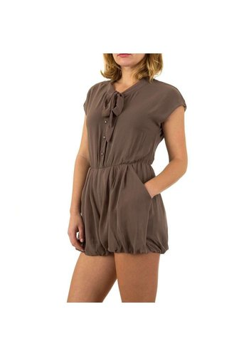 USCO Damen Overall von Usco - brown