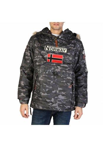 Geographical Norway Heren jack van Geographical Norway Boomerang_man_camo