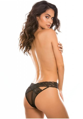 Allure Crotchless Desire Panty