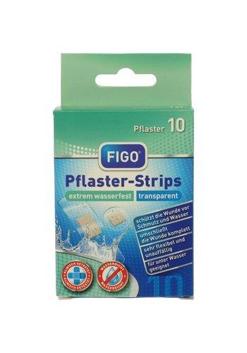 Figo Pansements - extrêmement imperméable - 10 pièces