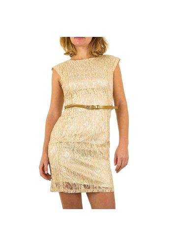 MARC ANGELO Damen Kleid von Marc Angelo - gold