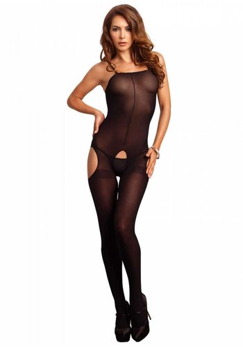 Leg Avenue Dames uitdagende Bodystocking