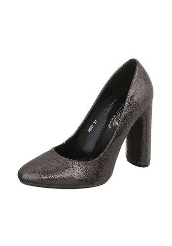 Neckermann Damen High Heels Pumps - black