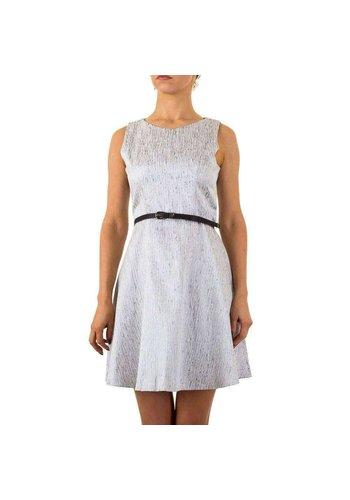 Neckermann Dames jurk - grijs
