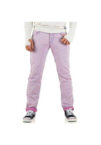 Neckermann Heren jeans - lila