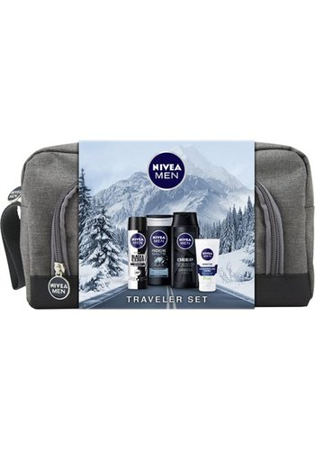 Nivea Traveler Set - Rock Salts - 250ml