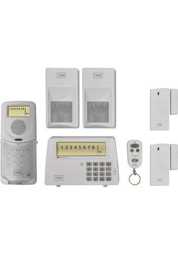 Trebs Alarme confort - Système d'alarme multizone
