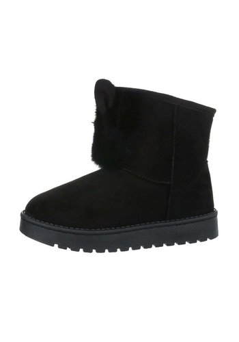 Neckermann Kinder Stiefeletten - black