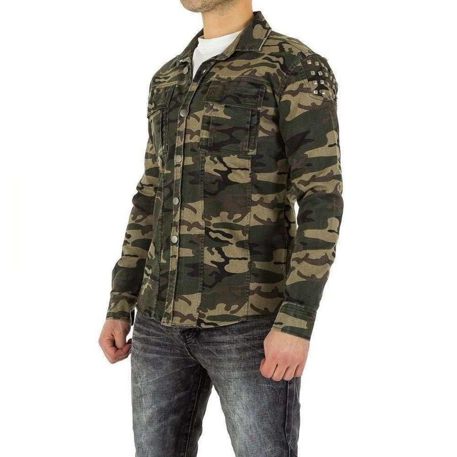 Herren Hemd von Uniplay - armygreen
