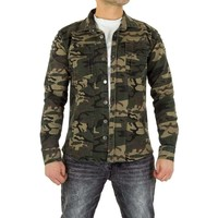 Chemise homme - camouflage