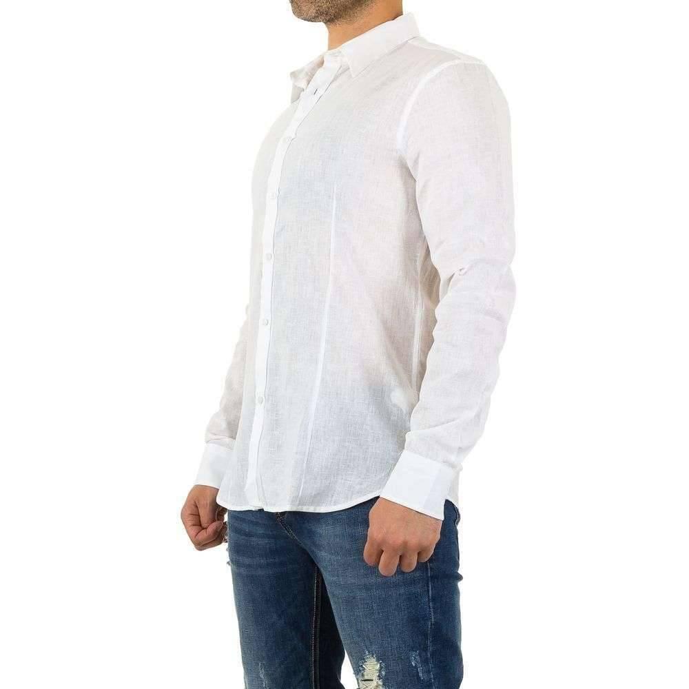 Heren Overhemd Wit.Heren Overhemd Wit Neckermann Com