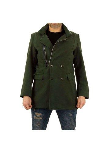 Neckermann Heren blazer/jas - groen
