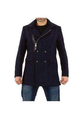 Neckermann Heren blazer/jas  - donkerblauw