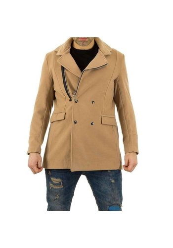 Neckermann Herren Mantel von Uniplay - camel