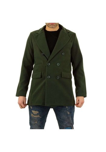Neckermann Herren Mantel von Uniplay - green
